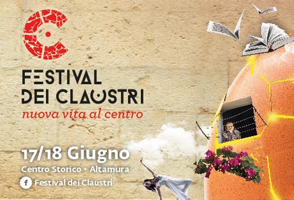 Festival dei claustri Altamura 2017