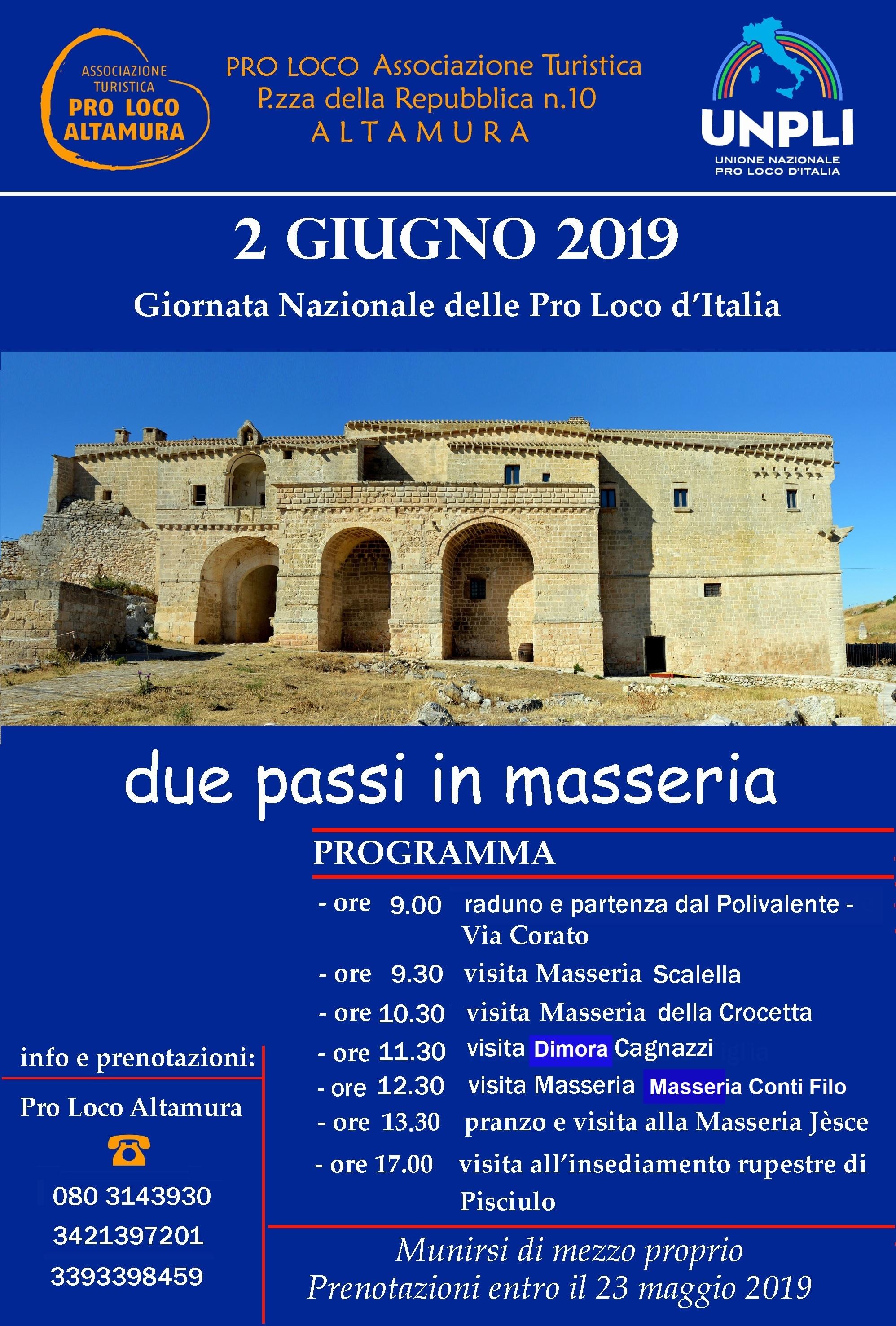 Giornata Nazionale Pro Loco d'Italia
